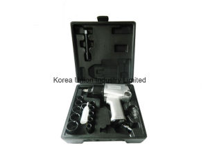Most Powerful Pneumatic Impact Wrench 1/2 Impact Wrench Air Tool Kit pictures & photos