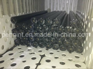 European Wide Width PVC Plastic Waterproof Sheet for Exposed Roofs pictures & photos