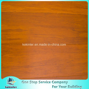 Chinese Super Quality Iroko Color Indoor Usage Strand Woven Bamboo Flooring with Cheap Price pictures & photos