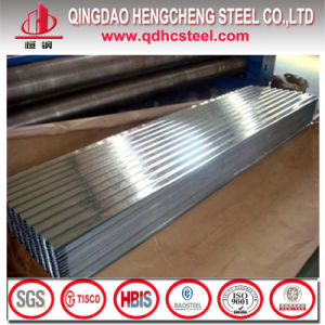 SGCC Galvalume Corrugated Metal Sheet for Roofing pictures & photos