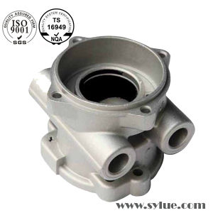 Ningbo Professional Precision Iron Casting Machinery Part with ISO9001 Approval pictures & photos