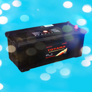 12V150ah High Quality Car Battery Maintenance Free JIS Standard pictures & photos