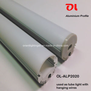 Alp2020 Extrusion Aluminium Profile for LED pictures & photos