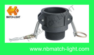 PP Injection Molding Hose Fitting -Type B pictures & photos