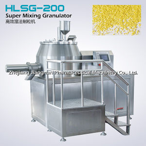 Super Mixing Granulator (HLSG-200) pictures & photos