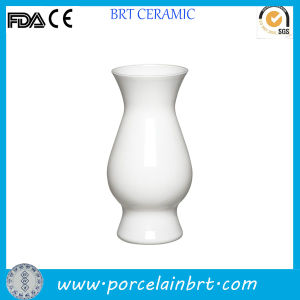 Wedding Gift Delicate White Decoration Vase pictures & photos