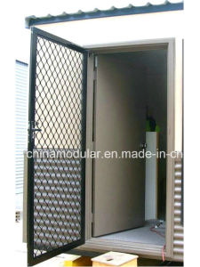 Internal Door with Security Screen Door (CHAM-IDSSD001) pictures & photos