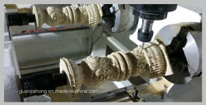 Multi-Spindle, Wood 3D and 2D CNC Router Machine pictures & photos