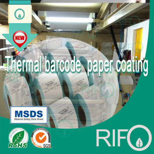 PP Sensitive Thermal Coating Paper for Supermarket Label MSDS RoHS pictures & photos