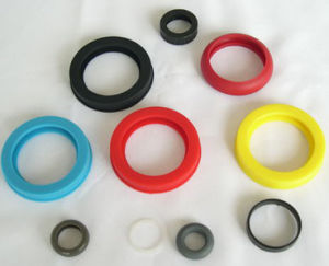 Customized Fireproof Dust Seal/Pressure Rubber Dust Seal pictures & photos