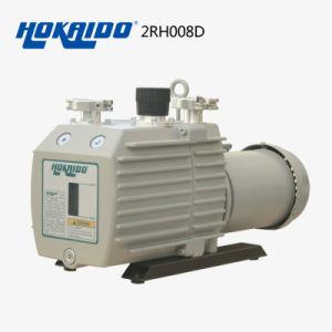 Hokaido Double Stage Rotary Vane Vacuum Pump (2RH008) pictures & photos