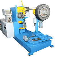 Buffing Machine for Tyre Retreading pictures & photos