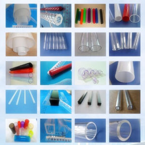 Different Types of Acrylic Tubes with Good Price pictures & photos