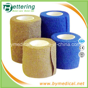 Easy Hand Tearable Non Woven Cohesive Confirming Bandage pictures & photos