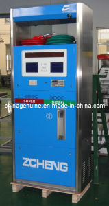 Zcheng New Star Fuel Dispenser Gas Station Equipment pictures & photos