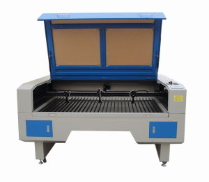 CE&FDA Three Heads Laser Cutting Machine (high speed) pictures & photos
