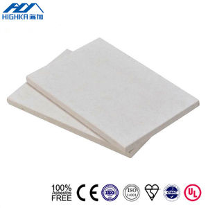 2016 Cellulose Fibre Cement Board Flat Sheet for Partition Wall System pictures & photos