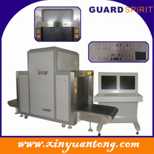 Airport X-ray Scanner Luggage Security Scanner Xj8065 pictures & photos