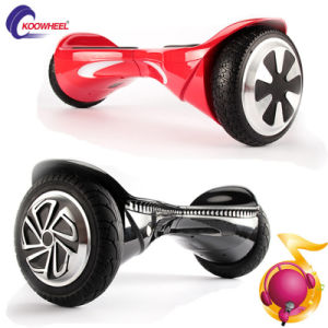 "Christmas Gift Koowheel Electric Scooters Two-Wheel 6.5""/8"" Bluetooth Hoverboard pictures & photos"