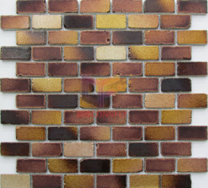 Matt Face Antique Style Brick Like Crystal Mosaic (CFC613) pictures & photos