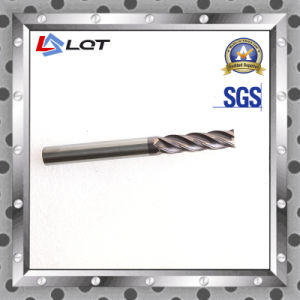 Best Price HRC55 Tungsten Carbide Square End Mill pictures & photos
