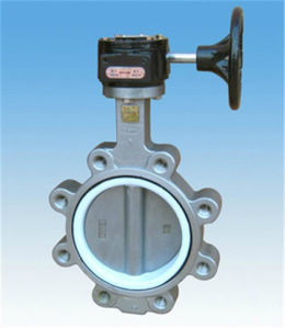 Lug Type Butterfly Valve (D37L1X3-10) pictures & photos