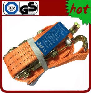 3t X 6m Ratchet Tie Down with Double J Hooks