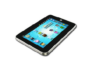 50 USD VIA8650 Android 2.2 Tablet PC (N710R)
