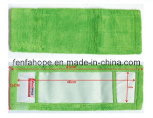 Microfiber Cleaning Mop Head (11MFF407) pictures & photos