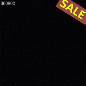 Full Black Color Ceramic/ Porcelain Tile for Floor, Wall