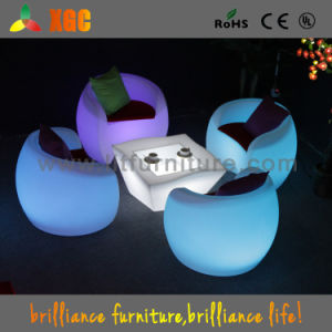 LED Lighting Chair Furnitire, Bar Chairs Furniture