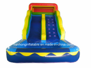 2014 Hot Inflatable Water Slide, Inflatable Slide pictures & photos