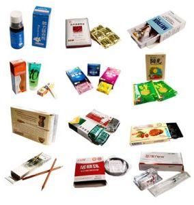 Automatic Bottle Cartoning Machine (horizontal) pictures & photos