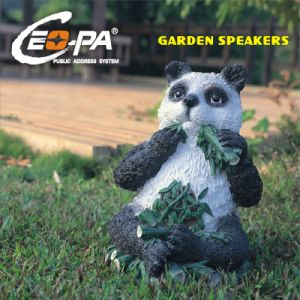 PA System Panda Shape Garden Speaker (CE-KT10)