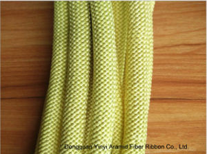 10mm Flame Retardant High Temperature Aramid Fiber Rope pictures & photos