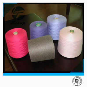 Wool and Acrylic Blended Yarn for Knitting Woolings Sweater Sock pictures & photos