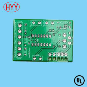 4 Layers Control Precision Board PCB with Enig (HYY-107)