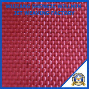 FDY Poly 300d Waterproof Coating Oxford Fabric pictures & photos