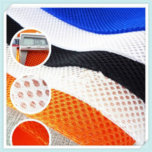 New Style Polyester Sandwich Mesh Fabric pictures & photos