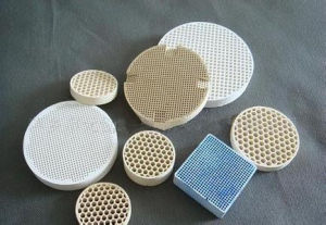 High Strength Porous Ceramic Honeycomb Filter for Metal Melting pictures & photos