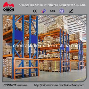 Steel Structure Rack Shelf for Warehouse pictures & photos