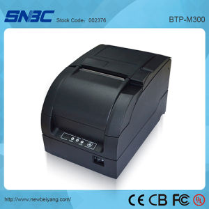 (BTP-M300) , 9-Pin DOT Matrix, Cash Drawer+USB; Serial, Parallel, Ethernet, Bluetooth, WLAN, POS Impact Printer