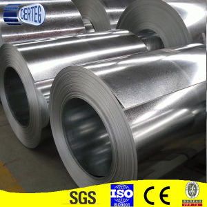Hot DIP Galvanized Steel Coil with SGS BV Certificate