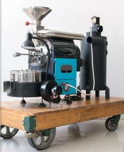 1kg Home Coffee Roaster/1kg Small Coffee Roaster/1kg Mini Coffee Roaster pictures & photos