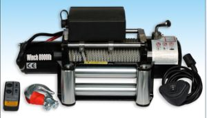 4x4 Self-Recovery Winch (8000LB)