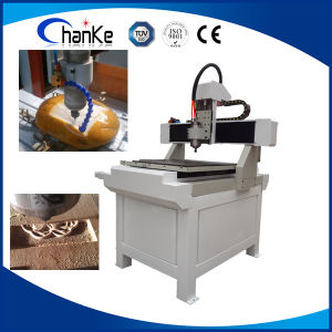 Mini CNC Router Machine for Aluminum Acrylic Wood Copper pictures & photos
