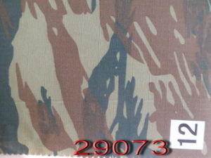 Ground Force Ripstop Military Camouflage Fabric pictures & photos