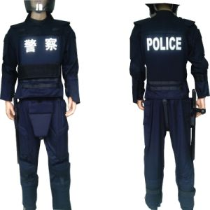 Jacket Type Rapid-Equipping Anti-Riot Suit pictures & photos