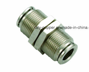 All Metal Push Fittings/Elbow/ Coupling (AV-BF-1050) pictures & photos
