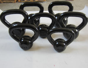 Polished Painted Kettlebell pictures & photos